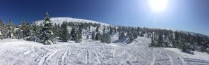 Okanagan High Rim Trail Ski Tour Little White